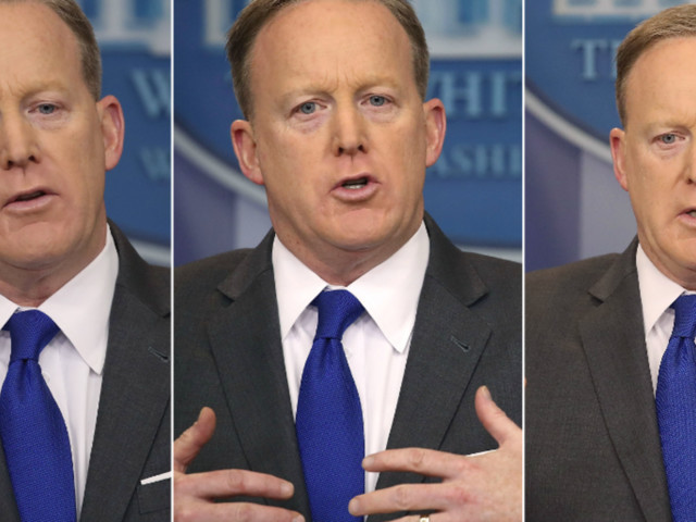 5 WTF Moments From Sean Spicer's Latest Press Conference