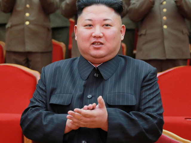 North Korea State Media Warns Of Nuclear Strike If Provoked As U.S. Warships Approach