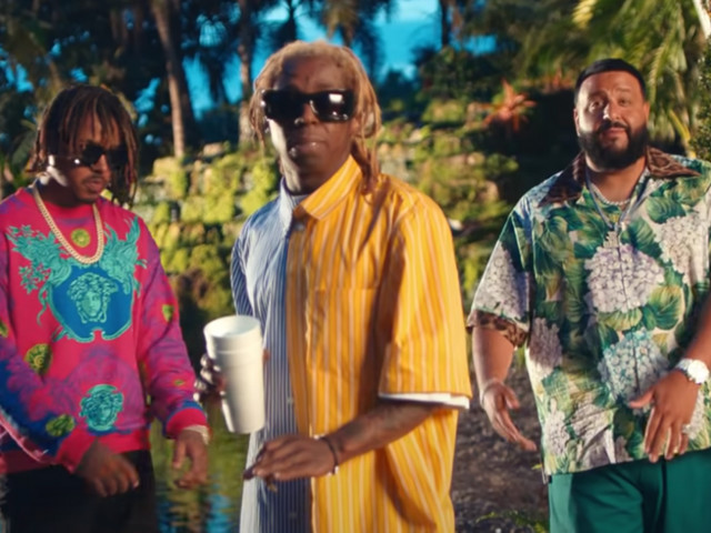DJ Khaled, Lil Wayne, and Jeremih Remind You to Be 'Thankful' in New Music Video