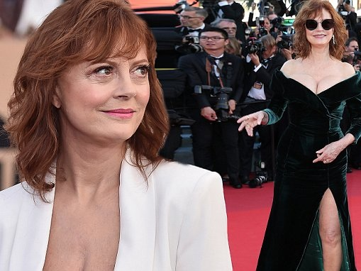 Susan Sarandon reveals activism left her shunned by peers