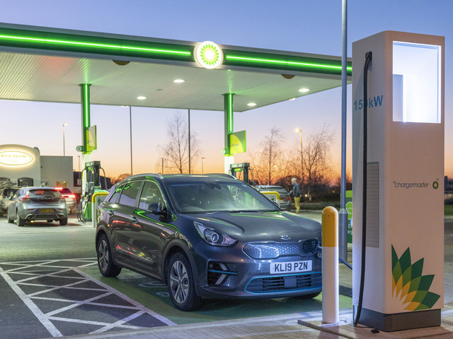 From the boardroom: BP's head of future mobility on biofuels and EV adoption