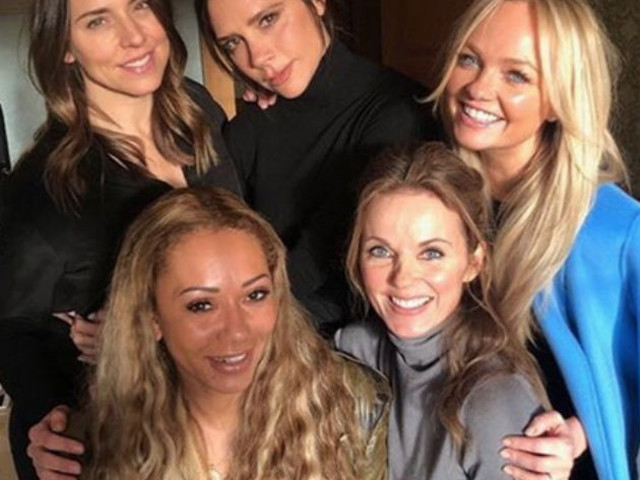 The Spice Girl reunion: Is it all just for the money?