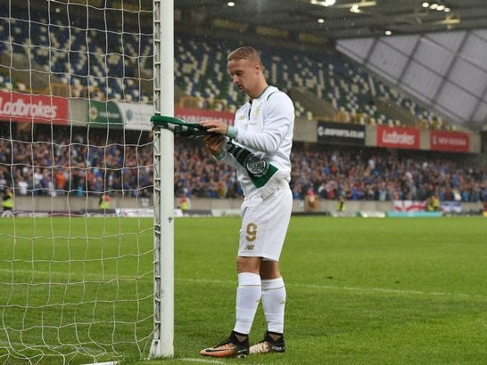 Leigh Griffiths must 'grow up', says Celtic legend