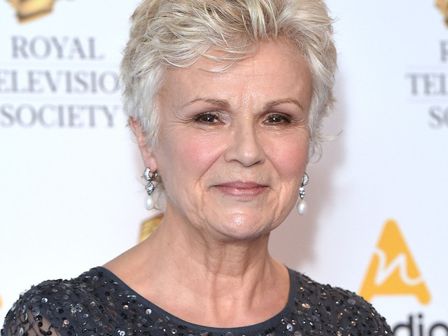 Julie Walters Urges Film Bosses To Give Women Equal Pay For Doing 'The Same Bloody Job' As Men