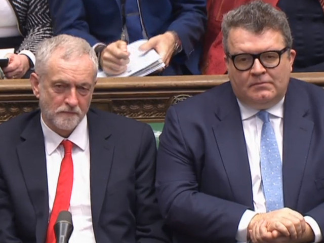 Jeremy Corbyn, Tom Watson And Trade Unions Have 'Carved Up' Safe Seats For 2017 General Election