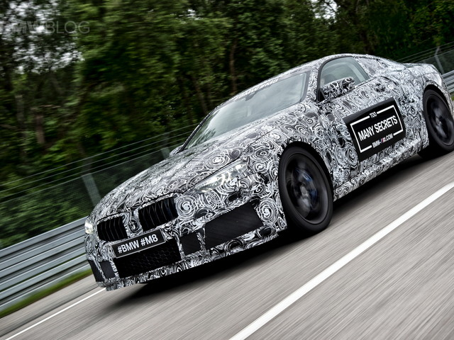 More Future BMW Model chassis codes revealed