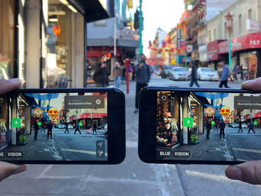 Blue Vision Labs, which builds 'collaborative' AR, emerges from stealth with $14.5M led by GV
