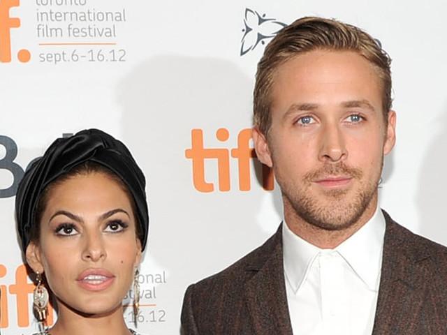 Eva Mendes & Ryan Gosling Are Struggling to Teach Their Kids Spanish
