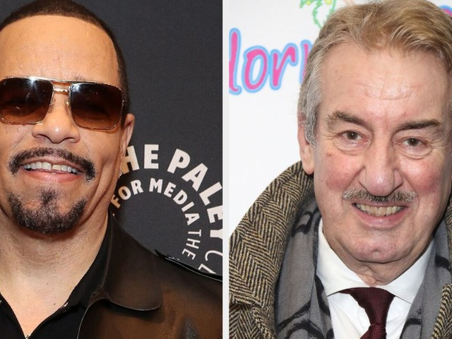 Ice-T Pays Tribute To 'Internet Friend' John Challis After Comedy Actor's Death