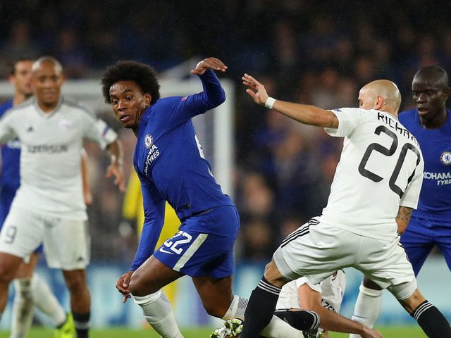 Qarabag vs. Chelsea, Champions League: Confirmed lineups