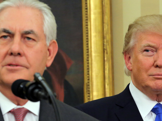 Trump Gutted The State Department And Half Of Top Jobs Are Still Unfilled