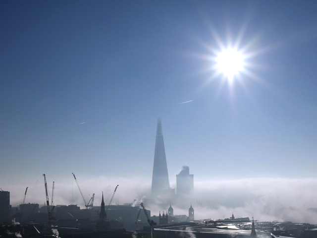 London to be 'as hot as Barcelona' by 2050
