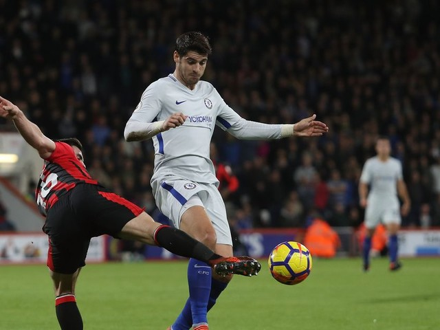Morata on his immediate love of and debt to Chelsea, Conte, and London