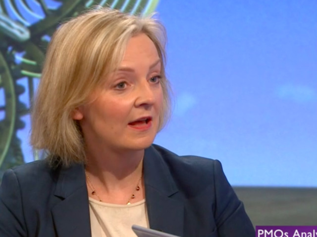 Liz Truss Tells Families On Welfare To Visit Job Centre If They Can't Afford 55p-A-Minute Helpline