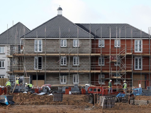 Labour make pitch to be 'party of home ownership' ahead of conference