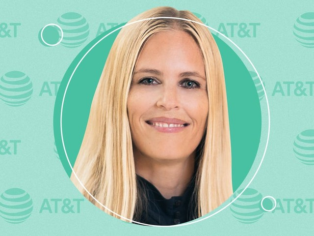 AT&T's chief brand officer shares why it brought back an old brand mascot, where it's advertising now that live sports are canceled, and why it's not blacklisting coronavirus news