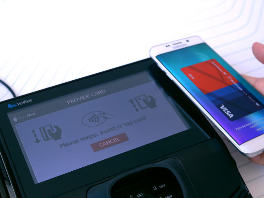 Lydia now supports Samsung Pay