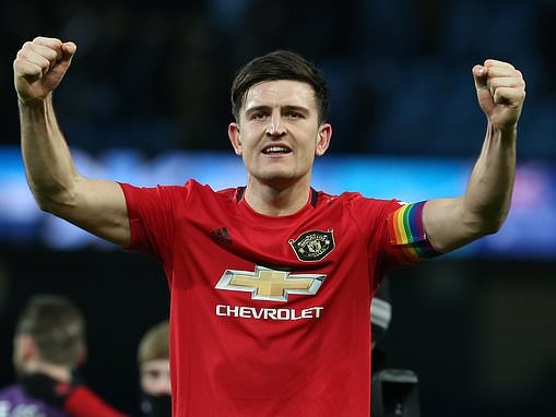 Manchester United defender Harry Maguire calls on his side to continue to climb up the table