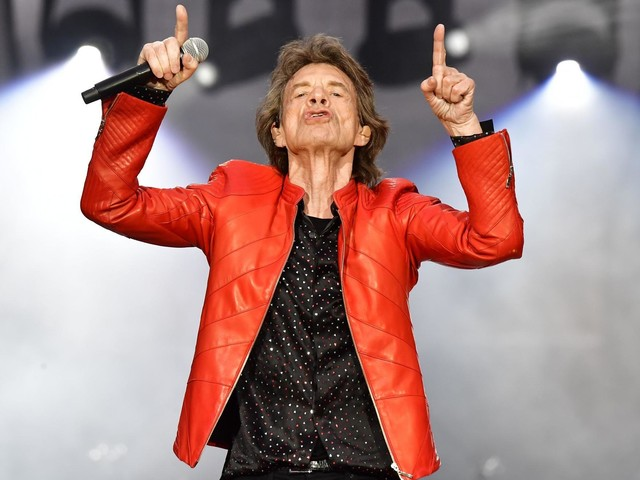 The Rolling Stones announce rescheduled tour dates as Mick Jagger gets back on his feet after 'heart surgery'