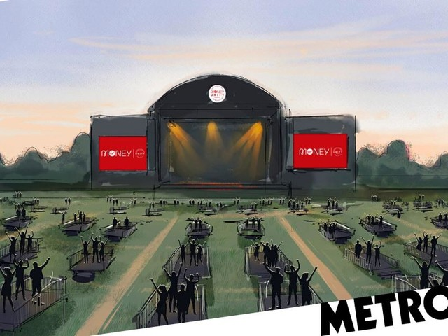 UK's first socially distanced music venue is coming this summer