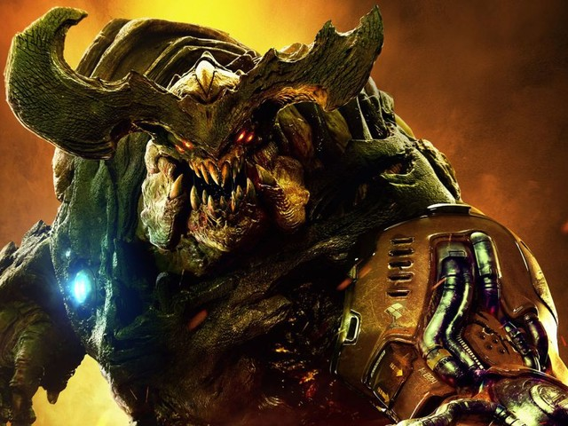 When is the Doom Nintendo Switch release date?