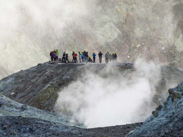 At least 5 people are dead after a New Zealand volcano erupted. Experts say the disaster was not predictable, despite warning signs.