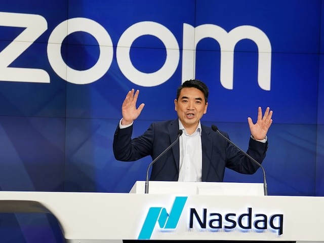 Credit Suisse says now's the time to sell Zoom following its coronavirus-driven 135% spike (ZM)