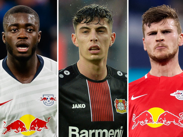 Five Bundesliga transfers Arsenal should push on with, including Havertz, Upamecano and Werner as German league returns