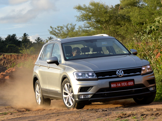 Review: 2017 Volkswagen Tiguan India review, test drive