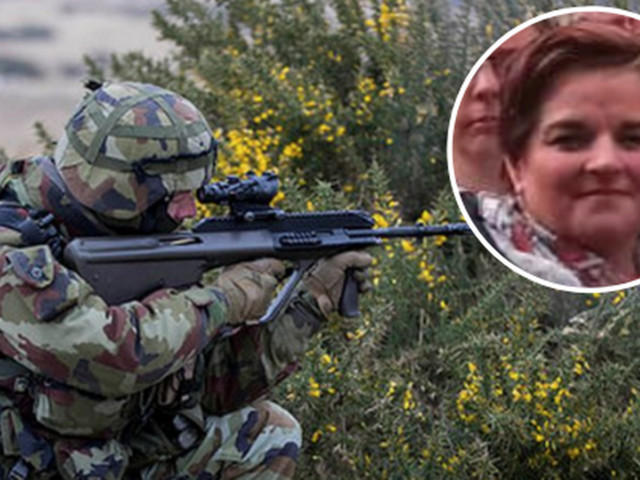 Poor pay forcing Irish troops and their families into poverty, naval wife claims