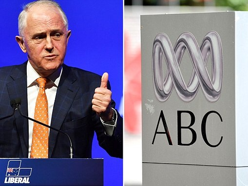 Liberal Party votes to privatise the ABC before Treasurer Scott Morrison's shuts down the policy