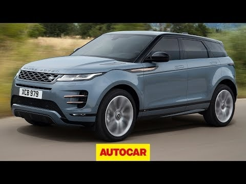 2019 range rover evoque off road first drive of new suv motors rh uk anygator com