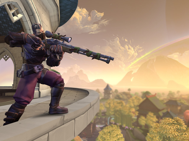 Realm Royale goes into open beta on PS4 and Xbox One tomorrow