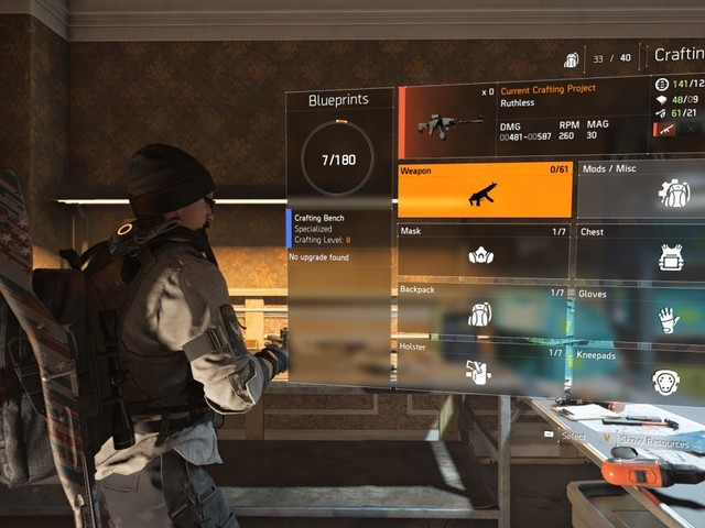The Division 2 Exotic weapons locations – Nemesis Exotic Rifle, Hyena Key locations