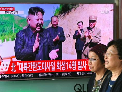 N. Korea leader holds off on Guam plan, will watch US bit longer: KCNA
