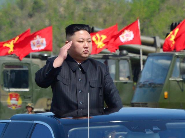 North Korea Says U.S. Bomber Flights Push Peninsula To Brink Of Nuclear War