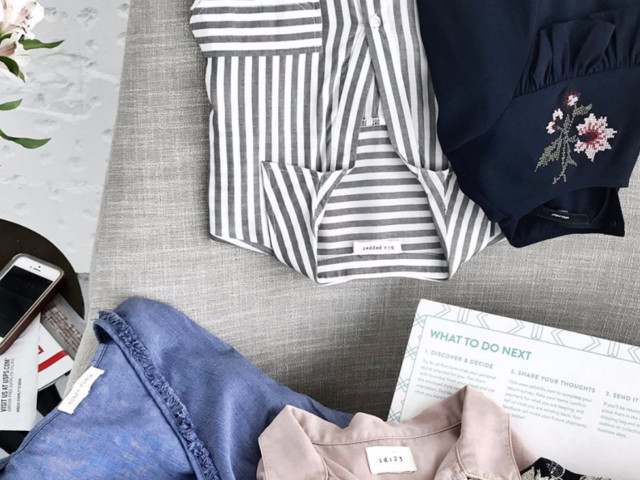 Stitch Fix just filed for an IPO