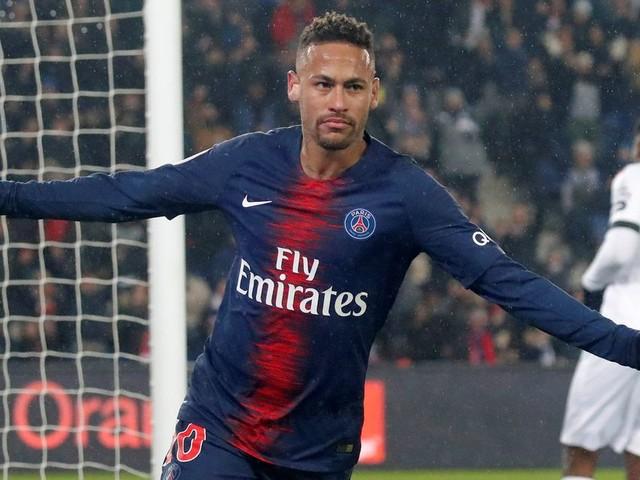 Neymar breaks his silence on rumours of big-money Real Madrid move