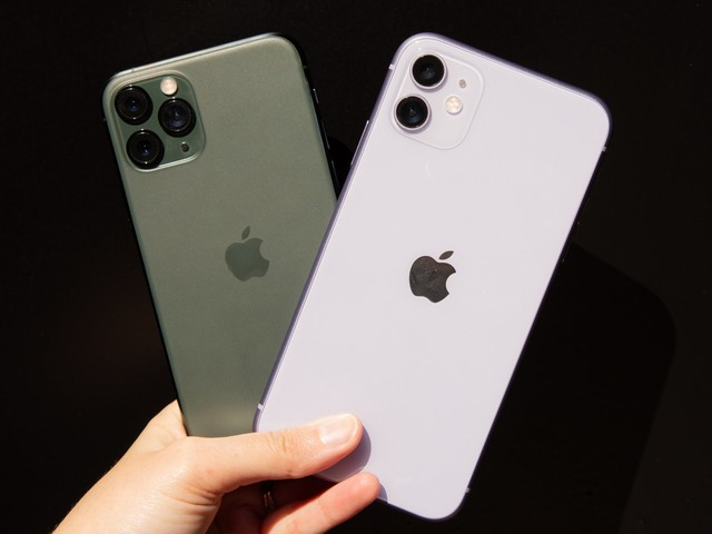 I've been switching between Apple's new iPhone 11 and 11 Pro — here are the best and worst things about using them so far (AAPL)