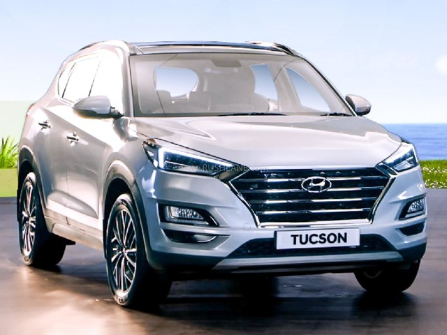 New Hyundai Tucson Facelift 2020 launch price Rs 22.3 lakh