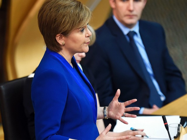 Scottish Independence Referendum 'Reset' Still Means Another Vote 'Likely' By 2021, Nicola Sturgeon Says