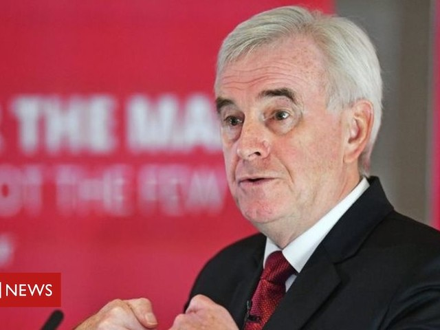 General election 2019: Labour vows Budget 'to end austerity' in first 100 days