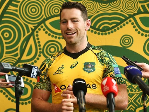 Bernard Foley insists Australia can win the World Cup next year