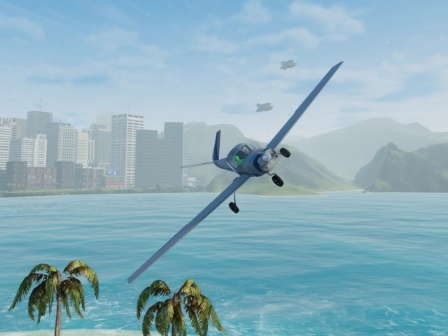 Balsa Model Flight Sim is already filled with skyminded charm