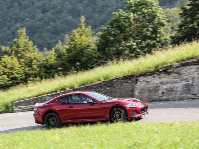 Maserati plans shake-up to combat sales slump