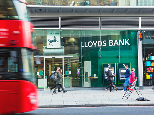 Lloyds fined £64 million for overcharging mortgage customers