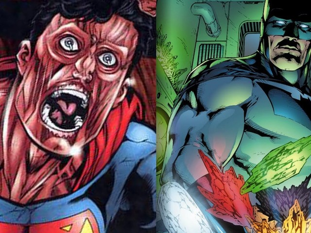 15 Ways Batman Could EASILY Kill Superman