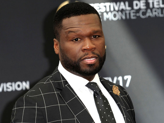 Curtis '50 Cent' Jackson Extends Overall Deal With Starz