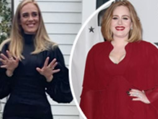 Adele's ex trainer reveals singer's competitive side is the secret to her seven stone weight loss