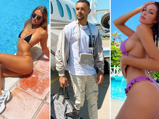 The reality TV stars who have jetted off abroad to escape the UK after being desperate for a holiday post-lockdown
